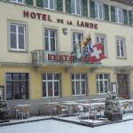 Foto de Hotel de la Lande