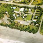 Aerial view of camp summer 2015