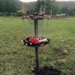 Disk Golf