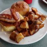 Good Morning burger