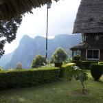 View of Usambara Mountains