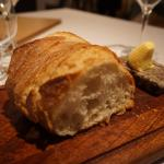 amazing in-house bread