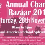 Next Saturaday at 10:00AM Indigo Store will attend the HIWC Annual Bazaar 2015.  The place this