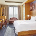 Hotel Michael Deluxe King Room