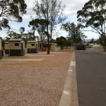 Lawns at Port Augusta Holiday Park