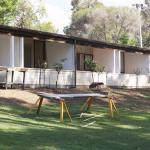 Private verandas under construcion