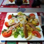 salade polletaise