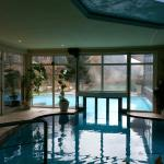 Suite Royal Dolomites e piscina