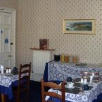 Arrandale Guest House breakfast room - breakfast included in price