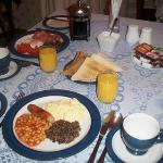 Cooked or continental breakfast included in the price