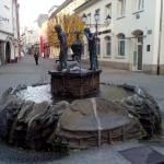 Messengers' Fountain