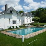 The Winery, Manor House and Pool - Clos Mirabel