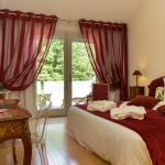 Chambre Grand Prestige Terrasse