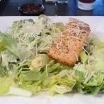 Caesar w/Salmon...