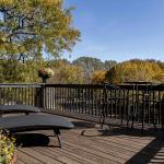 Suite exécutive vue sur le Parc de La Fontaine / La Fontaine Executive suite with park view