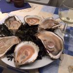 The oyster bar Foto
