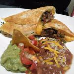 Burrito de entrecot