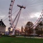 South Bank/London Eye nearby via Tube
