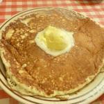 Massive, Fluffy Pancake...