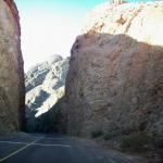 Camino a Jachal