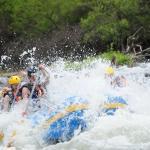 Rafting rio Juramento