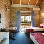 Enjoy accommodation comfort at Hinterland hotel