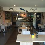 Lazy Lizard Cafe Whangamata Foto