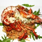 Linguine Lobster - A decadent pasta dish for the ultimate indulgence