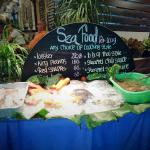 Fresh Seafood daily!