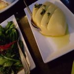 mash potato and mixed vegs