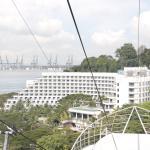 View of Shangri-La Raso Sentosa