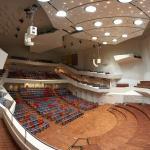Concert Hall Great Amber Interior