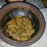 Gamagedara Village Food