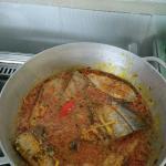 Les Préparations culinaires avec des produits locaux et frais tout les jours des plats différent