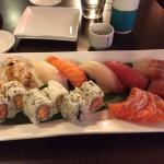 Sushi and Sashimi Moriawase