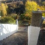 Escalera de acceso a instalaciones principales