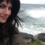 Burren Selfie (Onde alte 4 metri)