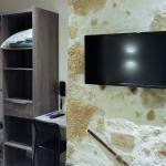 CHAMBRE SINGLE TELE ECRAN PLAT