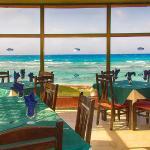vistas panoramicas desde el restaurante
