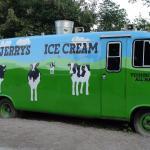 B&J's Delivery Van