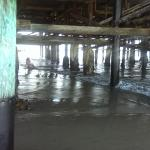 Definitive Proof that mermaids exist at least under Crystal Pier