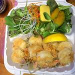 Garlic Shrimp Lunch Box