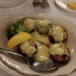 Lobster Mushrooms w/ Bearnaise sauce