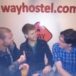 Way Hostel Foto