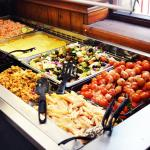 Cook & Indi's World Buffet