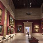 広めの展示室