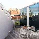 Stirred Suite Terrace