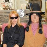 Route 66 Mother Road Museum Foto