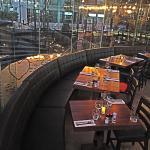 El Gaucho Argentinian Steakhouse Sitting Area