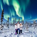 Have me commission a family shoot under the Aurora